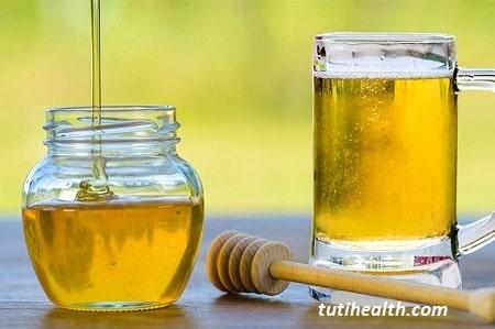 Bia và mật ong - Sự kết hợp tuyệt vời để nuôi dưỡng tóc
