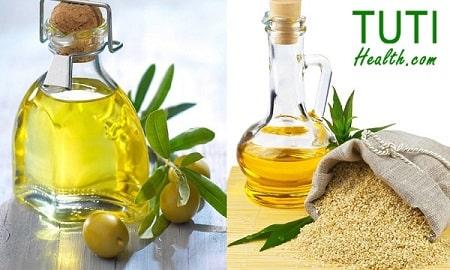 Tác dụng của dầu oliu trong làm đẹp