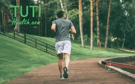 Vận động thường xuyên để cơ thể nóng lên