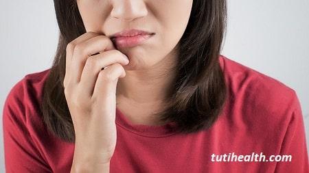 Bệnh môi thâm có nguy hiểm không