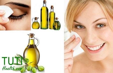 Lợi ích của dầu oliu trong làm đẹp da
