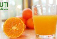 Uống nước cam có tác dụng gì