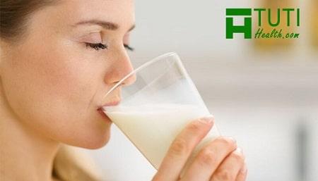 Sau sinh uống sữa có lợi ích gì