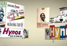 Lịch sử kem đánh răng Hynos