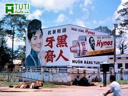 Những quảng cáo ấn tượng của thương hiệu Hynos