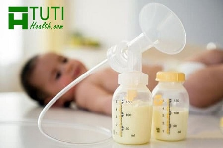 Tác dụng điều trị nám da bằng sữa mẹ