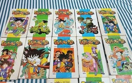 7 viên ngọc rồng (Dragon Ball) - 1 trong những bộ truyện tranh gắn liền với tuổi thơ 8x 9x đời đầu