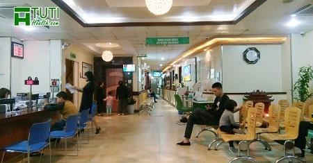 Bệnh viện Thu Cúc - Địa chỉ xét nghiệm tinh trùng uy tín