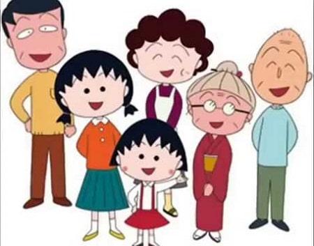 Nhóc Maruko - truyện tranh thời 9x hay