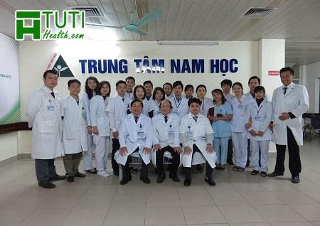 Xét nghiệm tinh dịch đồ ở đâu — Trung tâm Nam học Bệnh viện Việt Đức