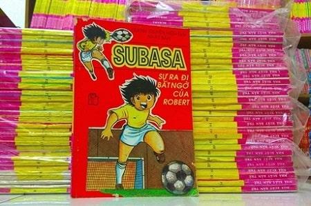 Truyện tranh Subasa (Captain Tsubasa)