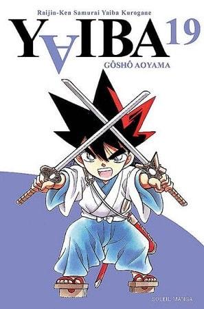 Yaiba - Một trong những bộ truyện tranh gắn liền với tuổi thơ 8x 9x
