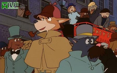 Cùng phá án với chàng thám tử chuột Sherlock Hound