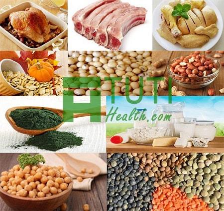 Người bị bệnh zona thần kinh kiêng ăn gì ? Các loại thực phẩm giàu axit amin arginine