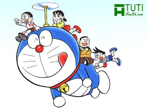 Doraemon - Phim hoạt hình tuổi thơ của biết bao thế hệ
