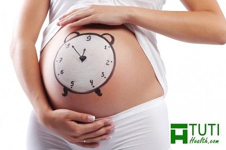 Thời điểm xuất hiện những dấu hiệu có thai sau IUI
