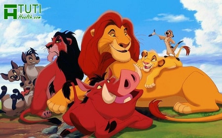 Vua Sư Tử - Top những bộ phim hoạt hình gắn liền với tuổi thơ