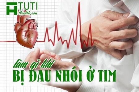 Làm gì khi bị đau nhói ở tim