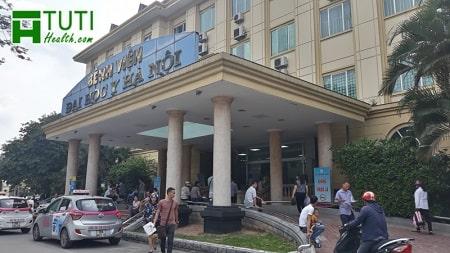 Xét nghiệm tinh dịch đồ ở bệnh viện Đại Học Y Hà Nội