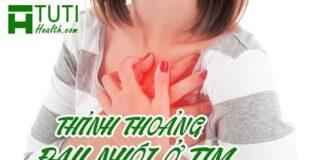 Thỉnh thoảng đau nhói ở tim là bệnh gì