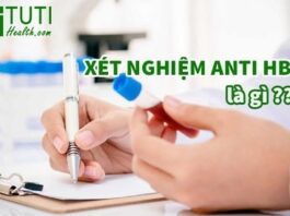 Xét nghiệm Anti HBs là gì