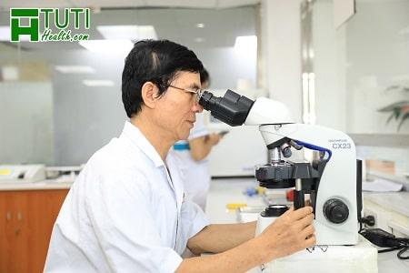 Xét nghiệm tinh dịch đồ ở Phòng khám Nam học Hà Nội