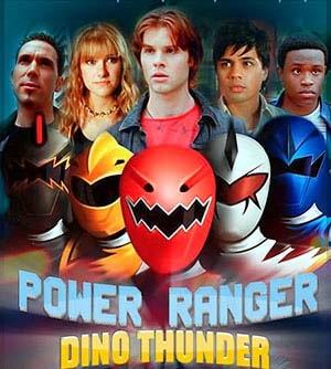 Siêu nhân khủng long sấm sét - Dino Thunder