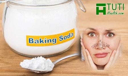 Tác dụng của Baking Soda trong việc điều trị mụn đầu đen thế nào