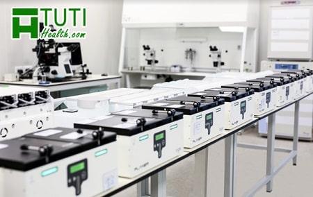 Hệ thống tủ nuôi cấy phôi đang được ứng dụng phổ biến hiện nay
