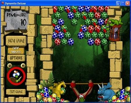 Dynomite! - Game gắn liền với tuổi thơ 9x