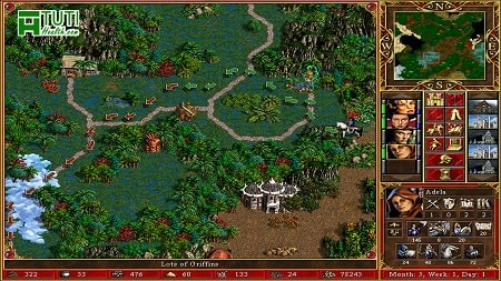 Heroes of Might and Magic 3 (2000) - Game dành cho 8x xưa