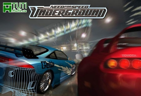 Need For Speed: Underground - Game kinh điển ngày xưa
