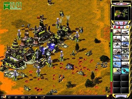 Red Alert II - Game offline PC tuổi thơ