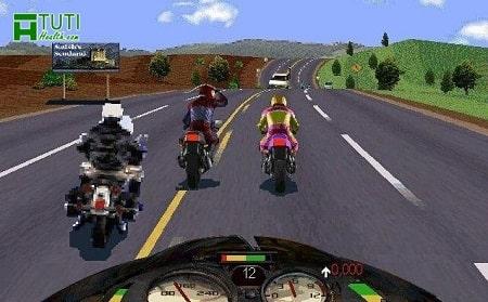 Road Rash - Game offline giết thời gian PC xưa