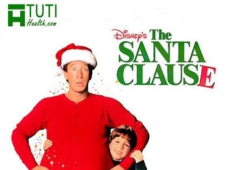 The Santa Clause - Bộ phim về Santa rất đáng xem