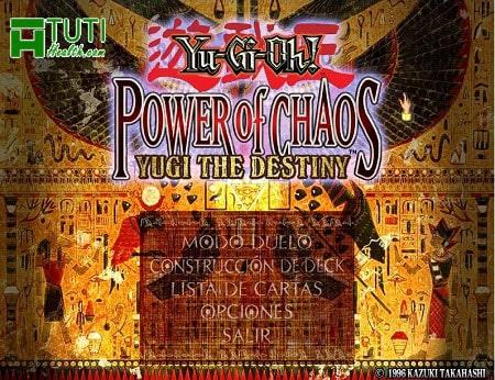 Yu-Gi-Oh! Power Of Chaos - Game hay trên PC thời 9x