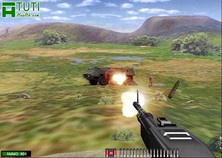 Beach Head 2002 - 1 trong những tựa game kinh điển