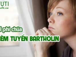 Chi phí mổ viêm tuyến Bartholin hết bao nhiêu tiền