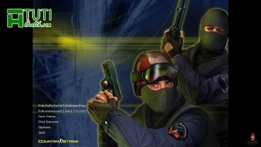 Counter – Strike 1.1 - một trong những tựa game huyền thoại gắn liền với tuổi thơ 8x 9x