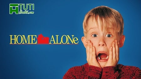 Home Alone - Bộ phim về Giáng Sinh hay nhất