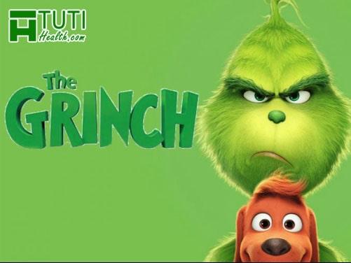 The Grinch - Bộ phim đề tài giáng sinh nổi tiếng
