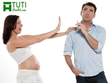 Vợ có bầu chồng cần kiêng gì thì tốt