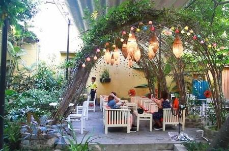 The Suburbs Cafe