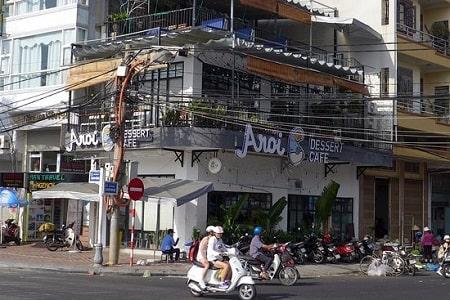 Aroi Dessert - Quán cafe dành cho 2 người ở Đà Nẵng
