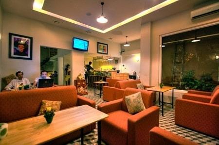 Lu Cafe - Quán cafe kín đáo ở Đà Nẵng cho các cặp đôi