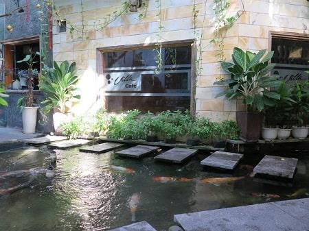 Villa Cafe Đà Nẵng - Quán cafe riêng tư ở Đà Nẵng dành cho các cặp tình nhân