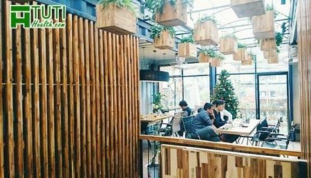Adapter Cafe - Quán cafe yên tĩnh để học bài, làm việc ở Hà Nội