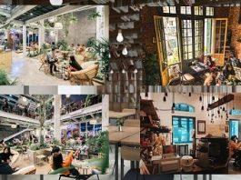 Quán cafe yên tĩnh để làm việc ở Hà Nội