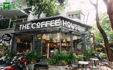 The Coffee House - 72 Trần Nguyên Đán - Địa chỉ quán cafe yên tĩnh để làm việc và học bài ở Hà Nội