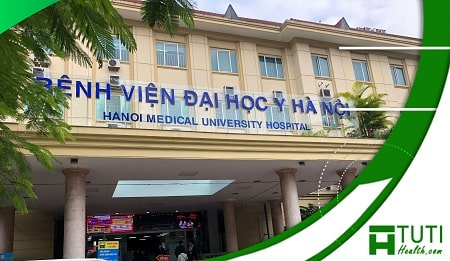 Trị bệnh hôi nách ở Bệnh viện Đại Học Y Hà Nội